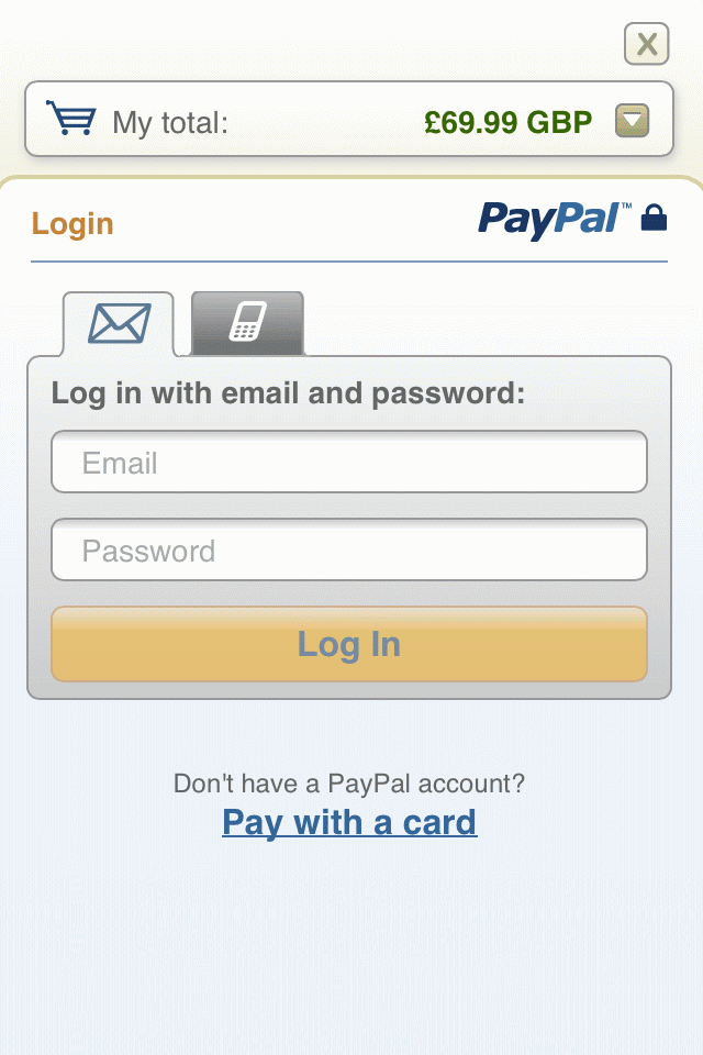 iGenApps Apper Payment Paypal Action